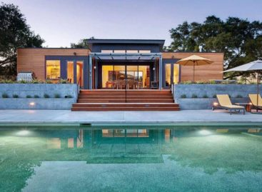 Lối thiết kế thân thiện môi trường của căn nhà đương đại Breezehouse