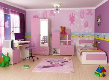 Thiết kế phòng độc đáo cho trẻ nhỏ