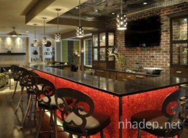 40 ý tưởng thiết kế quầy bar tại gia cho ngôi nhà sành điệu (Phần 2)