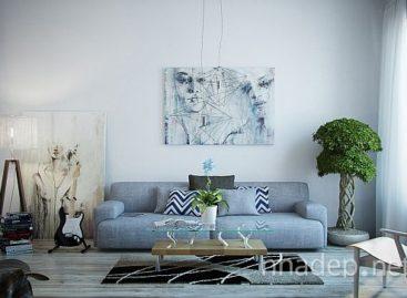Bí quyết trang trí nhà cửa với những cặp màu ăn ý