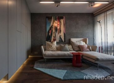 Biến hóa không gian sống nhỏ hẹp với thiết kế của Suto