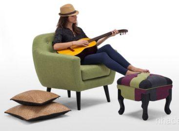 Ghế bành RITCHIE – điểm nhấn cổ điển cho một không gian nhỏ