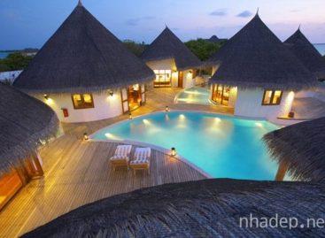 Island Hideway – Thiên đường nghỉ mát tại Maldives