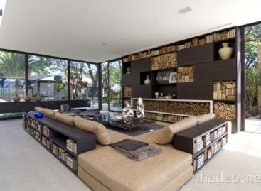 Khám phá không gian sống đầy ấn tượng với thiết kế của Fernanda Marques