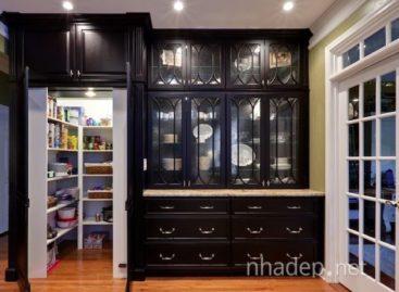 Làm thế nào để chứa nhiều vật dụng hơn trong bếp?