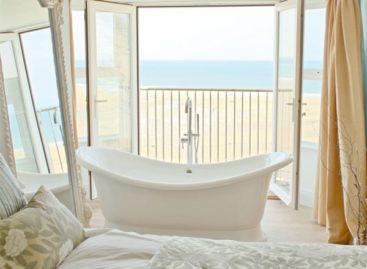 Xu hướng lắp đặt bồn tắm ngay tại phòng ngủ