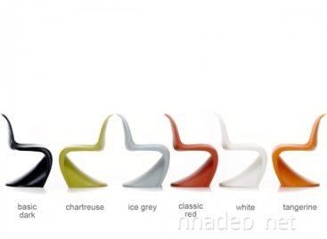 Panton Chair – Sự đột phá đầy sáng tạo