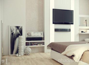 Những ý tưởng cho một phòng ngủ hiện đại