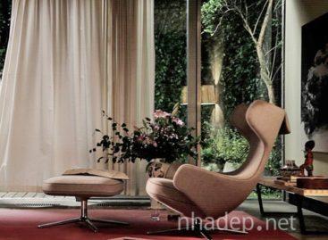 Vẻ đẹp hiện đại nhưng vẫn đậm chất truyền thống của chiếc ghế Grand Repos