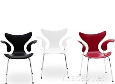 Vẻ đẹp duyên dáng của chiếc ghế Lily