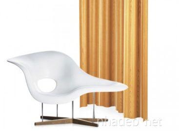 Lối thiết kế đầy ngẫu hứng của chiếc ghế Eames La Chaise