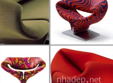 Chiếc ghế Ribbon với thiết kế mới mẻ đầy sáng tạo