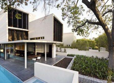Thiết kế sang trọng của căn nhà Verdant Avenue