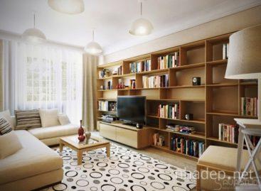 Thiết kế nội thất ấn tượng cho không gian sống với Sava Studio