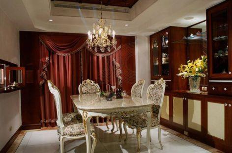 Các mẫu thiết kế phòng ăn ấm cúng của Yang Ming Design Group