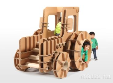 Tsuchinoco – Thiết kế cho trẻ em