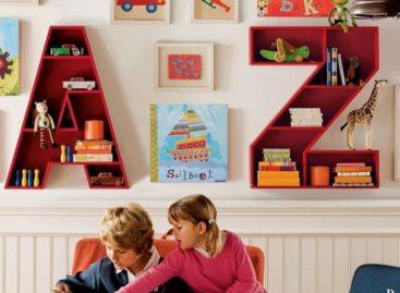 Những ý tưởng thiết kế không gian vui chơi cho bé