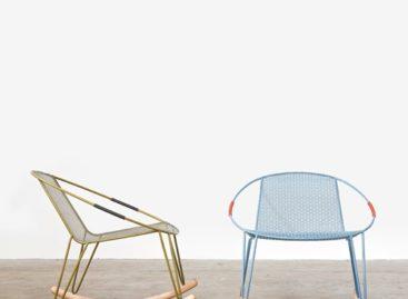 Bộ sưu tập Volley – những chiếc ghế ngoài trời