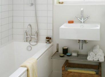 10 phong cách trang trí phòng tắm tiện dụng