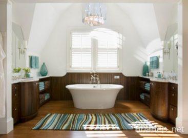 23 ý tưởng độc đáo trang trí phòng tắm cho bé con nhà bạn