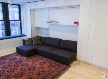 Biến hóa với căn hộ diện tích nhỏ ở New York