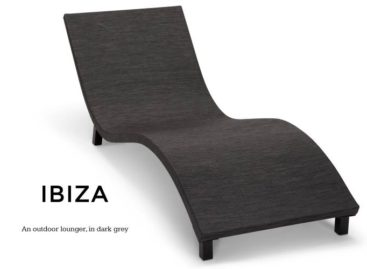 Chiếc ghế lý tưởng cho không gian thư giãn ngoài trời