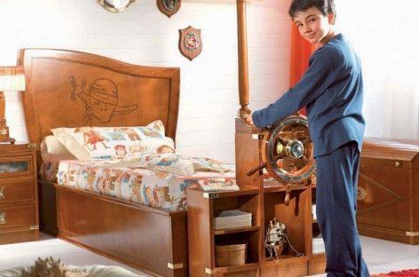 Chiêm ngưỡng các mẫu phòng ngủ dành cho các cậu bé (Phần 1)