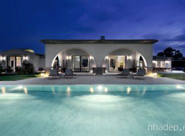 Chiêm ngưỡng vẻ đẹp của biệt thự Peninsula 1 ở St.Tropez