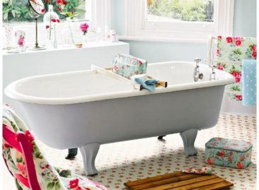 Làm nổi bật nét thanh nhã cùng gạch lót sàn phòng tắm