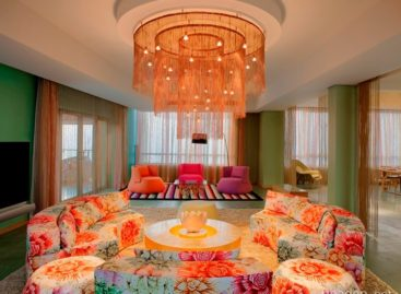 Khám phá khách sạn Missoni với lối thiết kế sinh động đầy màu sắc