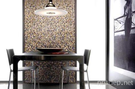 Nghệ thuật ghép mảnh Mosaic trong trang trí nội thất