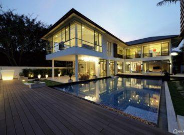 Baan Citta – Biệt thự nghỉ mát sang trọng ở Bangkok