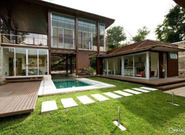 Ngắm nhìn căn nhà Orizon với lối thiết kế đơn giản mà tinh tế sang trọng