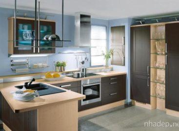 Những mẫu thiết kế nhà bếp mới nhất của Bauformat