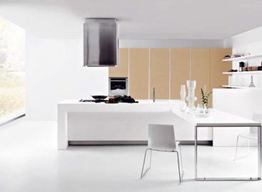 Các mẫu bếp mang phong cách Italy đầy sang trọng của Cesar