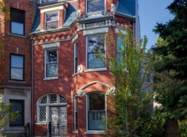 Căn nhà ấm cúng và đầy tiện nghi của một đại gia đình ở Chicago