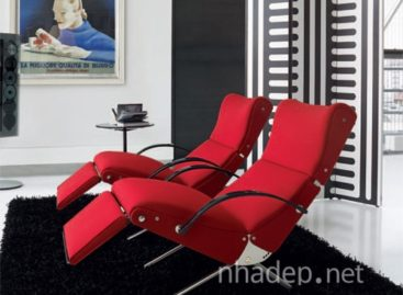 Vẻ đẹp sang trọng cho không gian sống với chiếc ghế Borsani P40