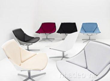 Thiết kế mới lạ và đầy sáng tạo của chiếc ghế Space Lounge