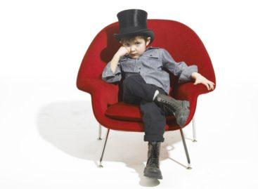 Child's Womb – Mẫu ghế đáng yêu dành cho trẻ