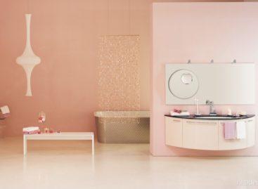 Các mẫu thiết kế phòng tắm hiện đại của Arlex