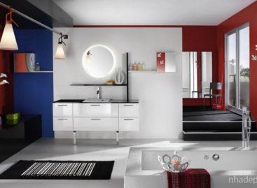 Sự kết hợp tinh tế giữa truyền thống và hiện đại trong các mẫu thiết kế phòng tắm của Delpha