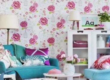 Ý tưởng trang trí nội thất phòng khách mùa hè