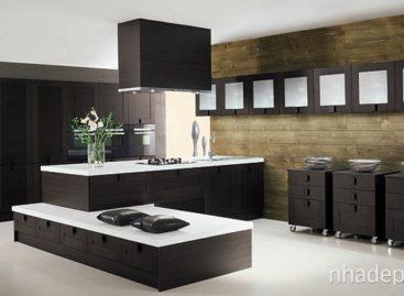 Chiêm ngưỡng những mẫu thiết kế nhà bếp hiện đại của Arrex