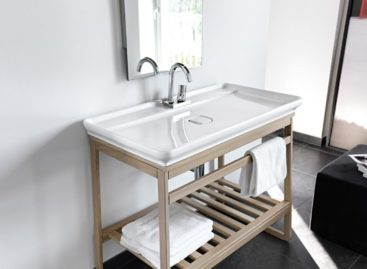Bồn rửa mặt cho phòng tắm đương đại của Artceram
