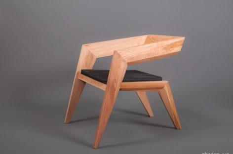 Tối giản và tiên phong: chiếc ghế 2R từ Sien Studio