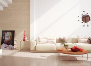 Những không gian nội thất hiện đại
