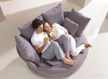 Loveseats – Mẫu ghế tình yêu sang trọng và đầy quyến rũ