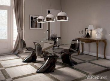 Gỗ lót sàn cho nội thất thêm sang trọng