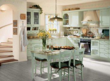 Các mẫu thiết kế nhà bếp cổ điển mang thương hiệu Berloni