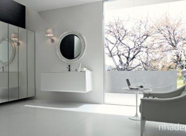 Nội thất phòng tắm đẹp thương hiệu Birex